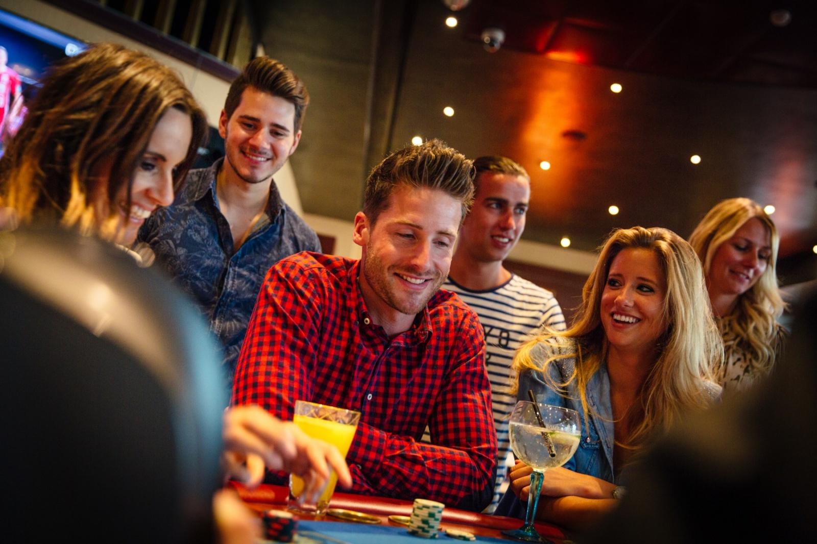Casino blankenberge programma blue heron casino